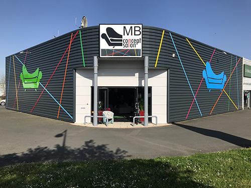 Mb Concept Salon Challans Vendee 85